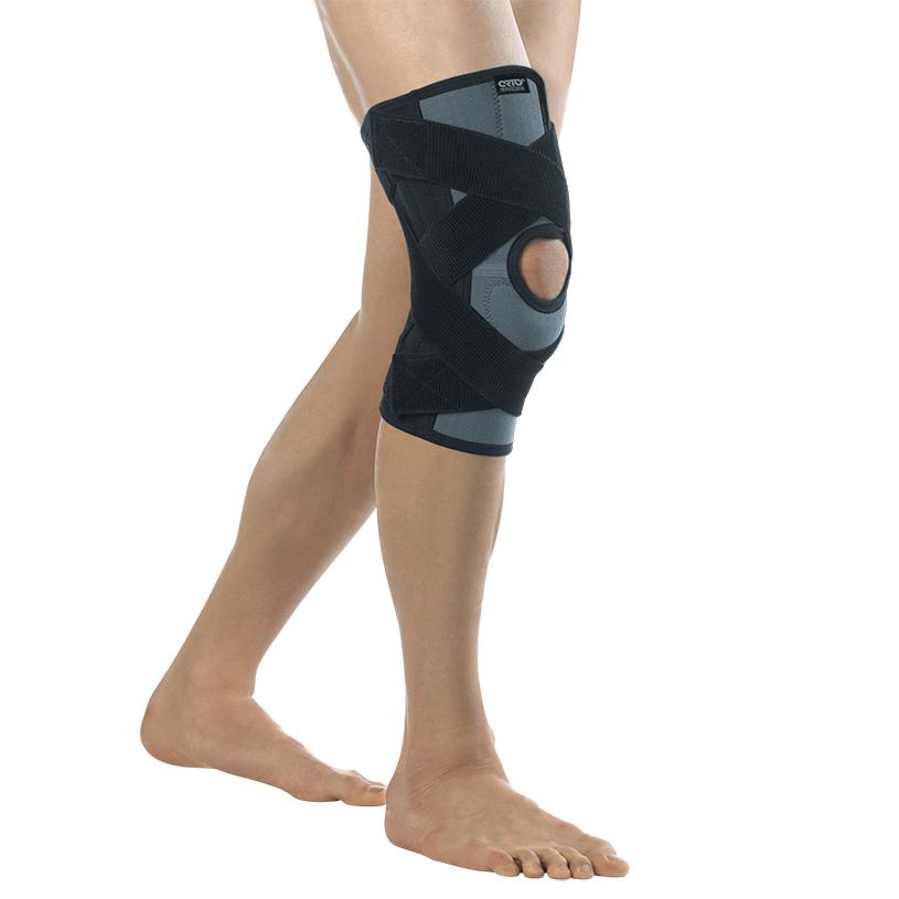 Ортез на коленный сустав akn-140 заболеваний позвоночника суставов